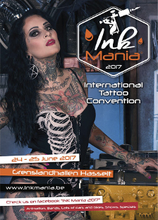 Ink Mania 2017